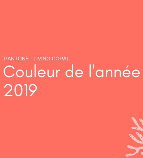 Découvrez la couleur de l'année 2019 Pantone !