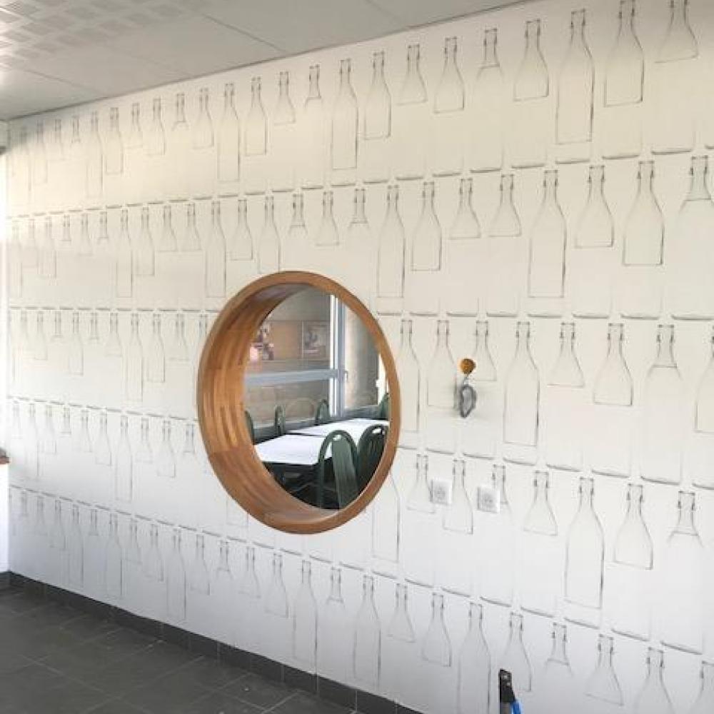 Papier A Peindre Epais papier peint - revêtements muraux aubagne (13)