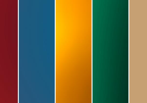 Couleurs De Peinture : 5 Coloris Tendances Pour 2019